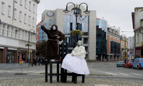 POLSKA / opolskie / Opole / Żywy drogowskaz
