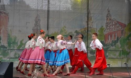 Zdjecie POLSKA / opolskie / Opole / Ukraińscy tancerze i tancerki