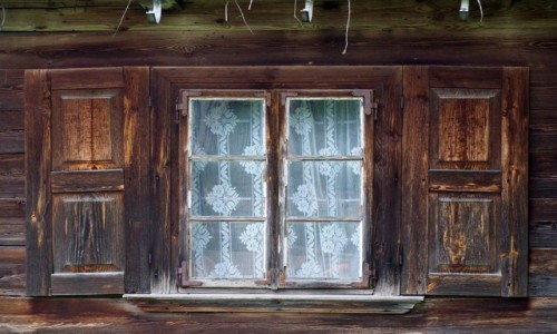 POLSKA / Nad Bugiem / Klepaczew / Lubimy okna;)
