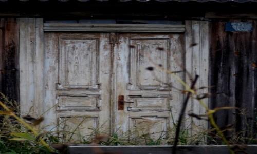 Zdjecie POLSKA / nad Bugiem / Klepaczew / pod nr 16 nikt nie mieszka....