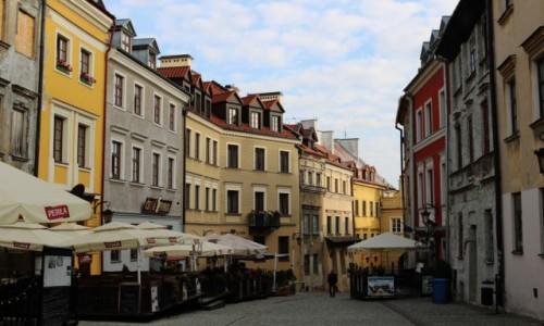 Zdjęcie POLSKA / - / Lublin / Ulica Grodzka