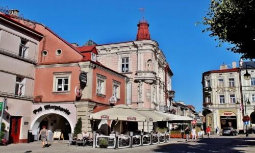 Zdjęcie POLSKA / województwo podkarpackie / Przemyśl / Rynek w Przemyślu