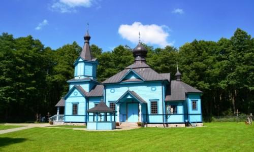 Zdjęcie POLSKA / Podlasie / Koterka / Drewniane cerkwie Podlasia