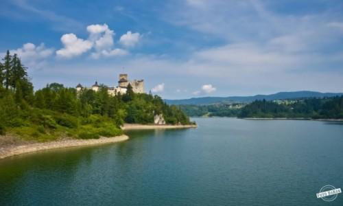 Zdjecie POLSKA / - / Niedzica / Zamek Dunajec