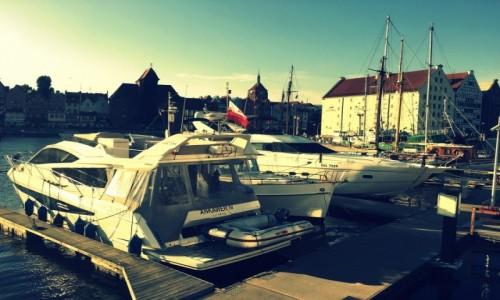 Zdjęcie POLSKA / pomorski / Gdańsk / Marina Gdańsk