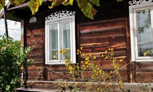 Zdjęcie POLSKA / województwo podlaskie / Soce / Kraina Otwartych Okiennic