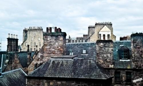 Zdjecie SZKOCJA / - / Edynburg / Edynburg z  Camera Obscura