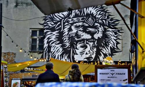 Zdjecie POLSKA / - / Kraków / Street food & Street art...