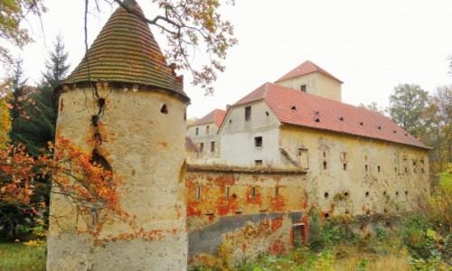 Zdjecie POLSKA / Dolina Henrykowska / Witostowice / Zamek na Wodzie