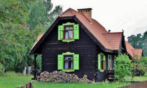 Zdjecie POLSKA / województwo podlaskie / Kiermusy / Domek w Kiermusach