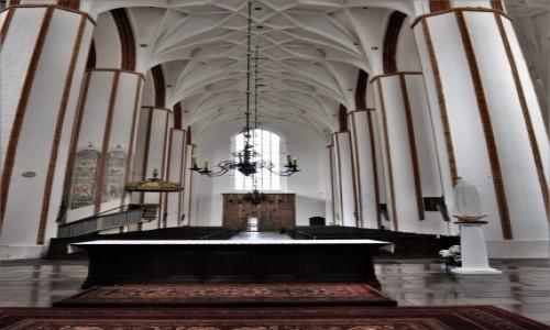 Zdjecie POLSKA / Pomorze / Gdańsk / Gdańsk, dawny kościół franciszkański.