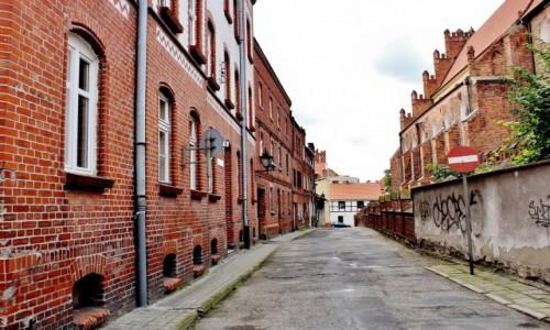 Zdjęcie POLSKA / województwo kujawsko-pomorskie / Chełmno / Uliczki Chełmna