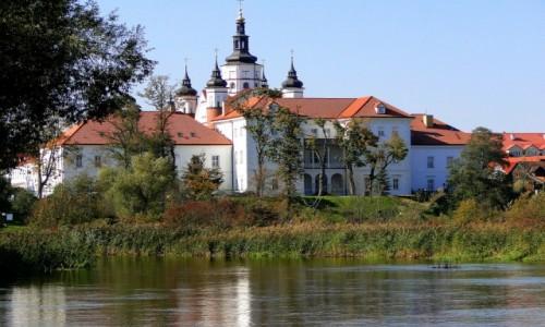 Zdjęcie POLSKA / Podlasie / Supraśl / Z serii: perełki Podlasia - supraski monaster
