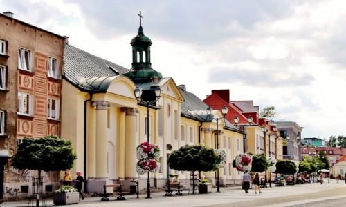 Zdjęcie POLSKA / województwo podlaskie / Białystok / Rynek Kościuszki