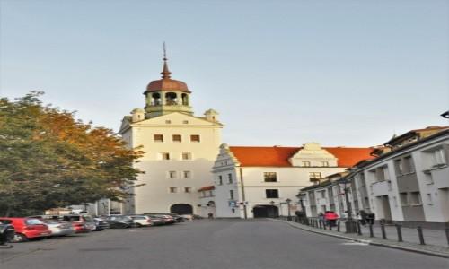 Zdjęcie POLSKA / Zachodniopomorskie / Szczecin / Szczecin, zamek książąt pomorskich