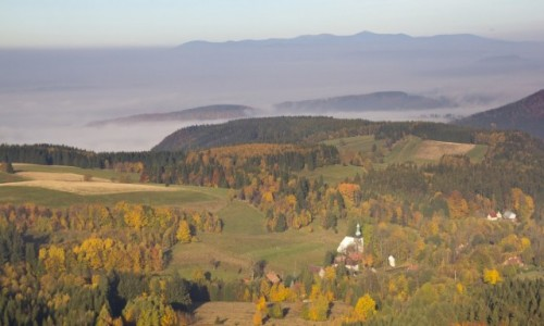 Zdjecie POLSKA / Góry Stołowe / Szczeliniec Wielki / na Szczelińcu