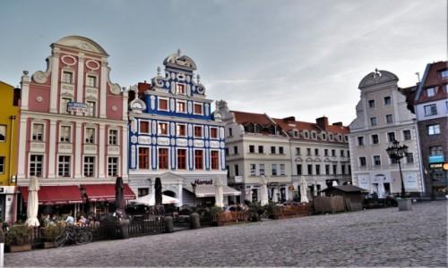 Zdjęcie POLSKA / Zachodniopomorskie / Szczecin / Szczecin, rynek