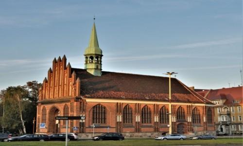 Zdjęcie POLSKA / Zachodniopomorskie / Szczecin / Kościół św. Piotra i św. Pawła
