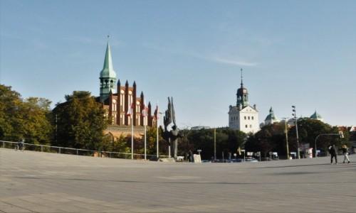 Zdjecie POLSKA / Zachodniopomorskie / Szczecin / Szczecin, widok