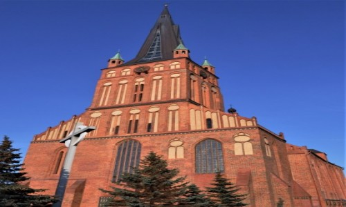 Zdjęcie POLSKA / Zachodniopomorskie / Szczecin / Szczecin, katedra