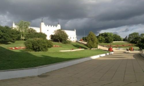 Zdjecie POLSKA / Lubelskie. / Zamek w Lublinie / W pełni blasku.