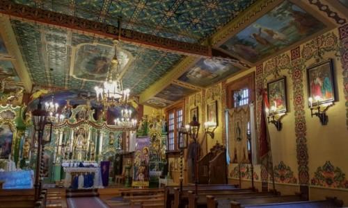 Zdjęcie POLSKA / Spisz / Jurgów / Kościół w Jurgowie p.w. św. Sebastiana i Matki Bożej Różańcowej