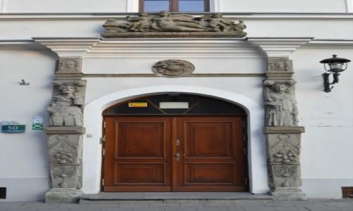 Zdjęcie POLSKA / Zachodniopomorskie / Szczecin / Szczecin, portal w okolicy zamku