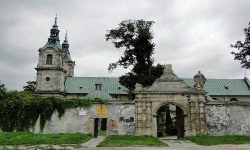 Zdjecie POLSKA / świętokrzyskie / Jędrzejów / Perełki z Polski.