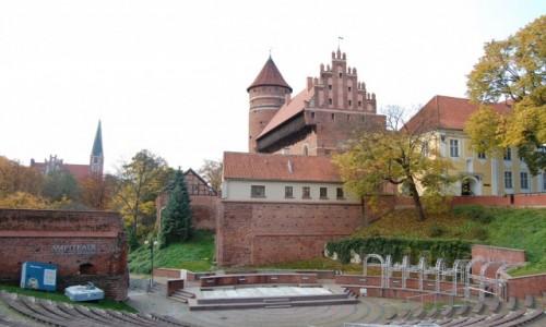Zdjęcie POLSKA / warmińsko-mazurskie / Olsztyn / Zamek krzyżacki w Olsztynie