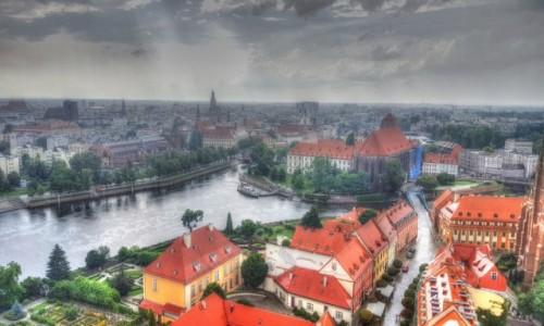 Zdjęcie POLSKA / dolnośląskie / Wrocław / Wrocław po burzy