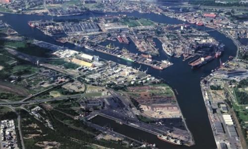Zdjecie POLSKA / Pomorskie / Gdańsk / Wyspa Ostrów