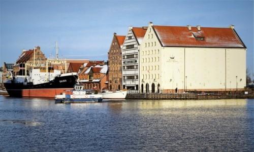 Zdjęcie POLSKA / Gdańsk / Motława / Narodowe Muzeum Morskie