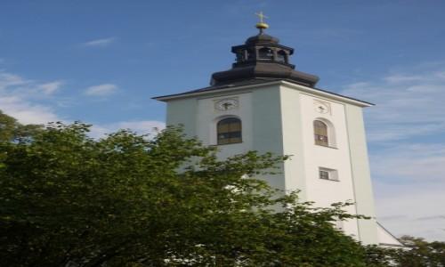 Zdjecie POLSKA / Śląsk / W Skoczowie / Kościól  Św. Apostołów