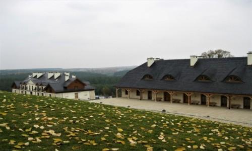 Zdjecie POLSKA / Jura / Hotel i restauracja. / Zaplecze w Boboliczch.