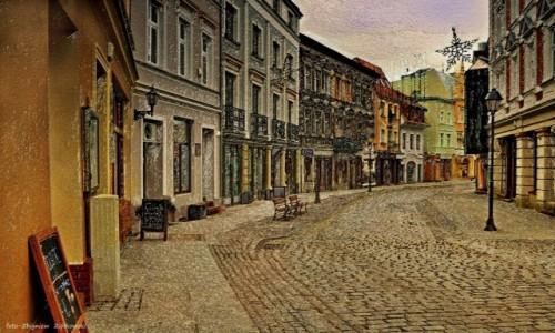 Zdjęcie POLSKA / Bydgoszcz / Ul Długa / Malarskie impresje....