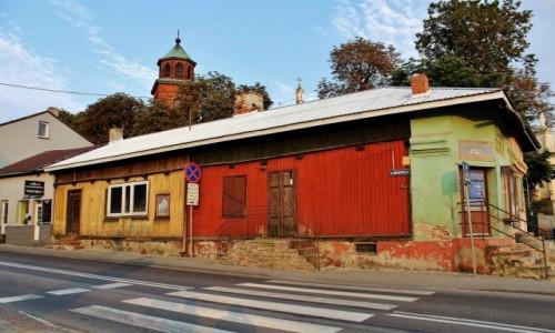 Zdjęcie POLSKA / województwo łódzkie / Biała Rawska / Taki kolorowy domek