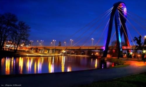 Zdjecie POLSKA / Bydgoszcz / Bydgoszcz / Most Uniwersytecki