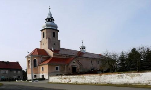 Zdjecie POLSKA / opolskie / Michałów / Pałac z innej strony