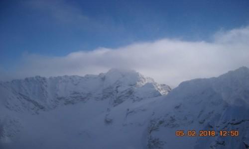 Zdjecie POLSKA /  Tatry Wysokie / Kościelec (2155 m) / Tatry - widok z Kościelca na okoliczne szczyty