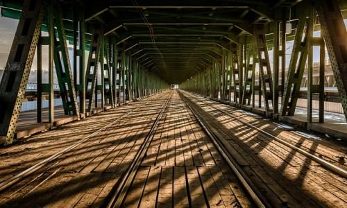 POLSKA / mazowsze / Warszawa / Most Gdański