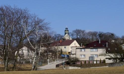 Zdjęcie POLSKA / opolskie / Góra św. Anny / Widok na klasztor