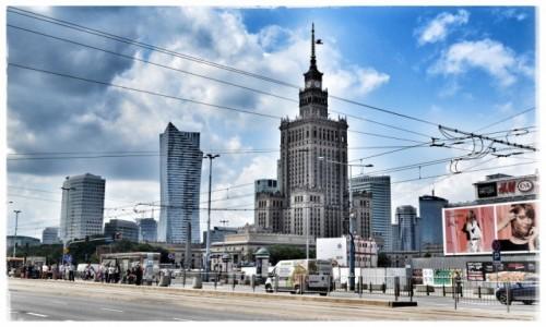 Zdjecie POLSKA / Mazowsze / Warszawa / PKiN