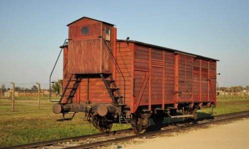 Zdjęcie POLSKA / Małopolska / Oświęcim / KZ Auschwitz-Birkenau