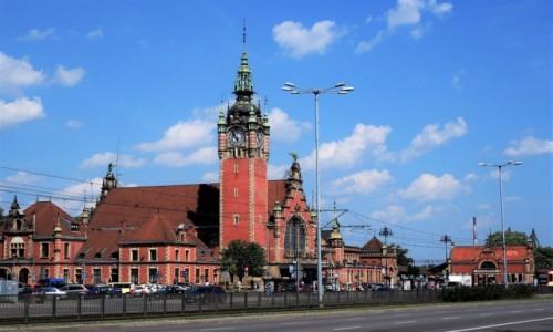 Zdjecie POLSKA / Pomorze / Gdańsk / Gdańsk Główny...