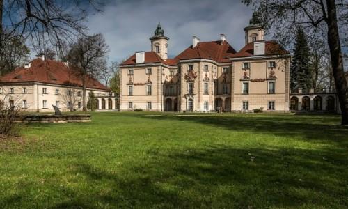 Zdjecie POLSKA / mazowsze / . / Pałac  Bielińskich