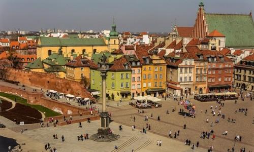Zdjecie POLSKA / mazowsze / Warszawa / .