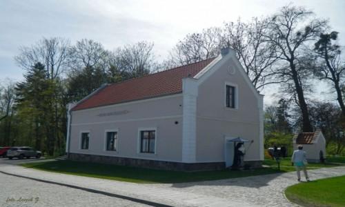 POLSKA / Warmińsko-Mazurskie. / pow. Iława. / Pałac Mortęgi -