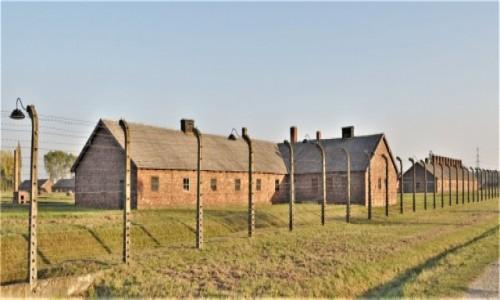 Zdjęcie POLSKA / Małopolska / Oświęcim / KL Auschwitz-Birkenau