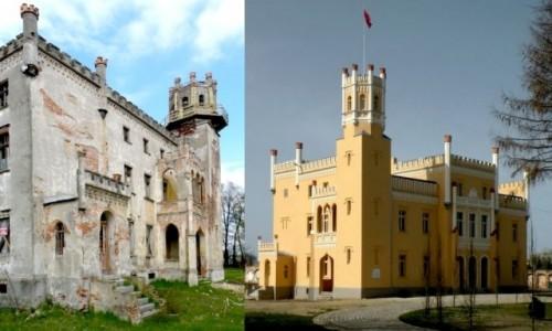 Zdjecie POLSKA / opolskie / Narok / Stare i nowe