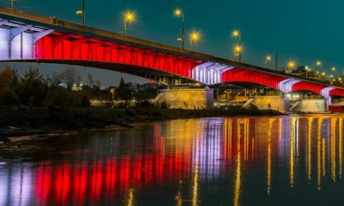 Zdjęcie POLSKA / mazowsze / Warszawa / Most Śląsko-Dąbrowski